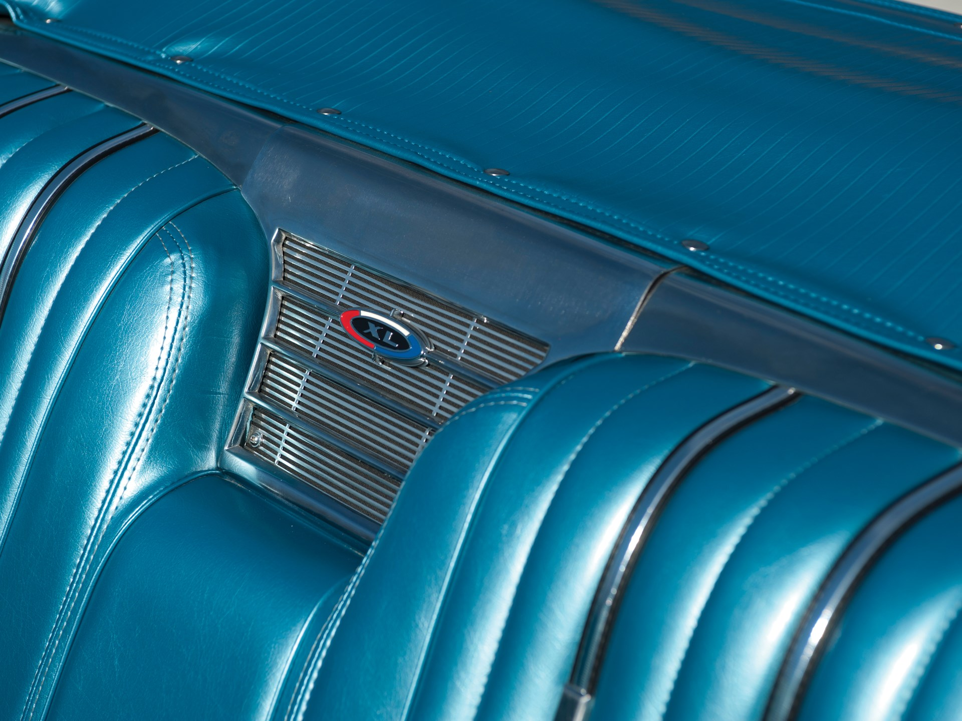 RM Sotheby's - 1963 Ford Galaxie 500XL Sunliner 'R-Code