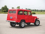 1952 Jeep Willys Wagon  - $