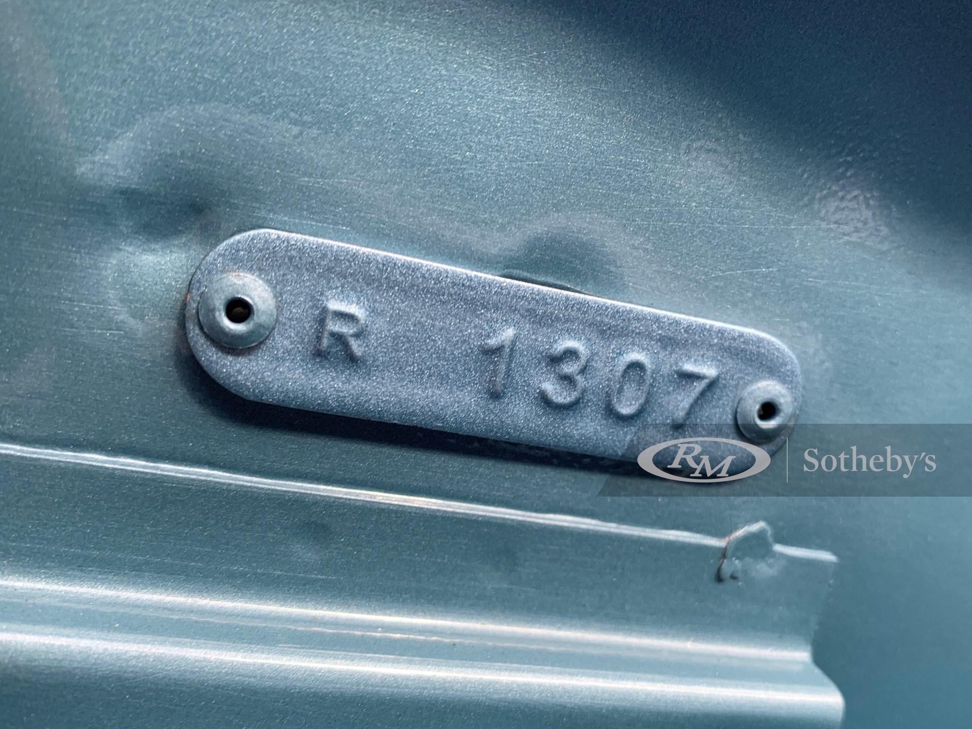 1961 Jaguar E-Type Series 1 3.8-Litre Roadster  -