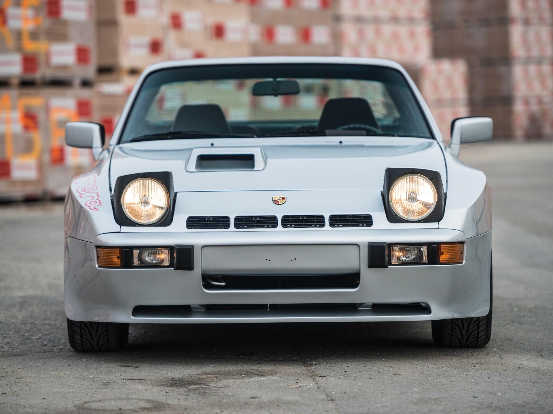 1981 Porsche 924 Carrera GT