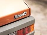 1978 Fiat Ritmo 60 CL  - $