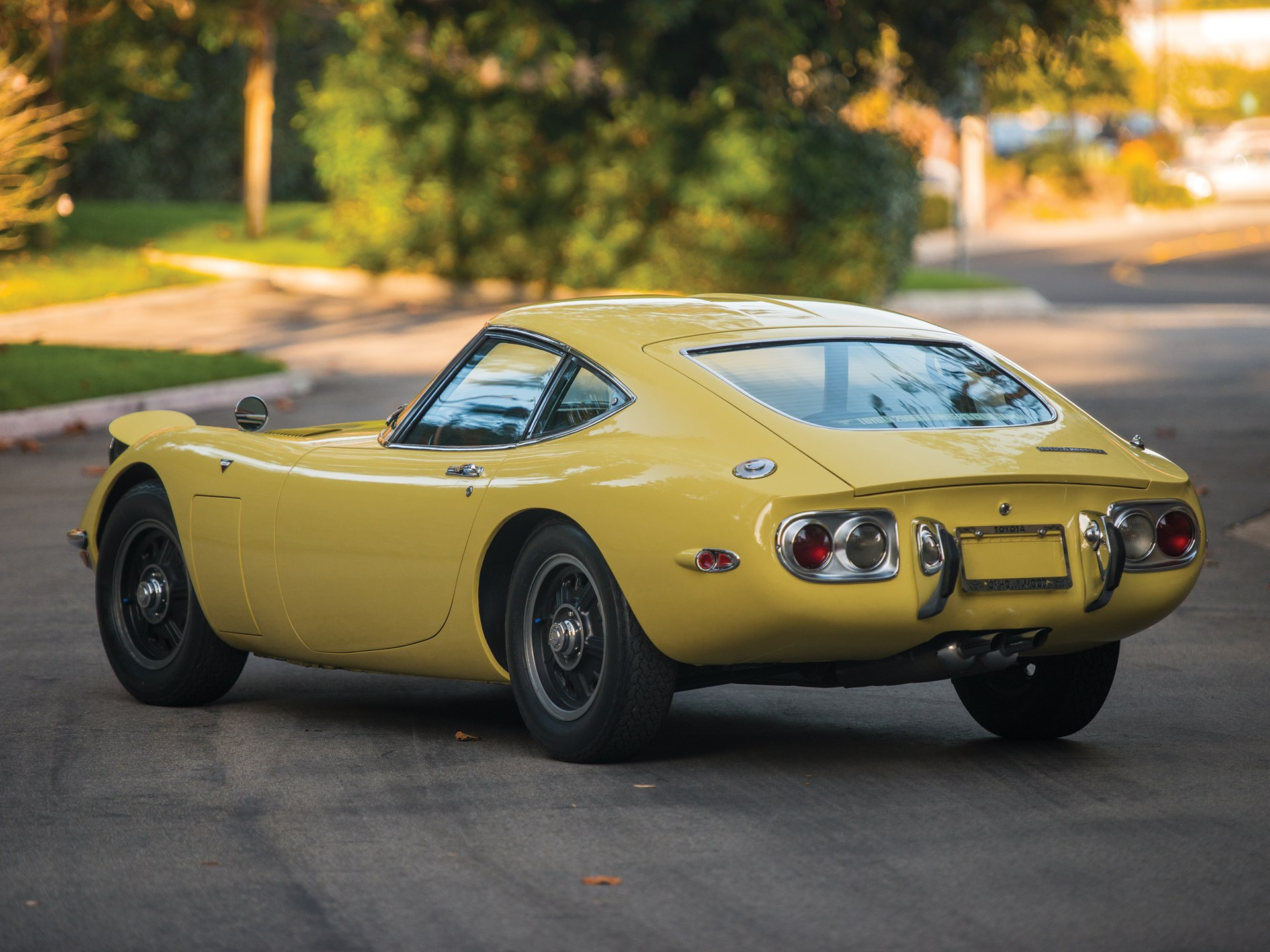 RM Sotheby's - 1967 Toyota 2000GT | Arizona 2018