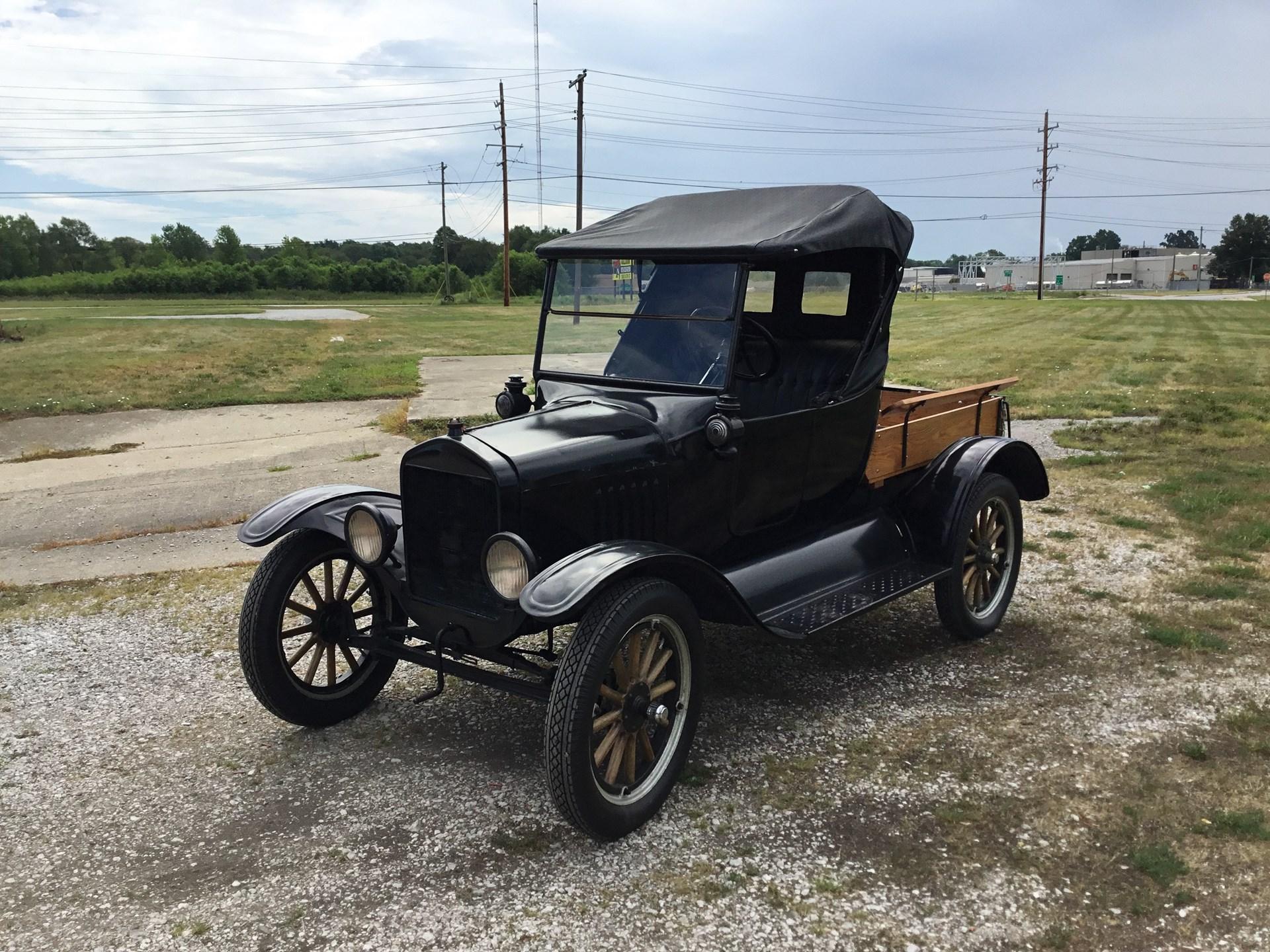 rm sotheby 39 s 1925 ford model t roadster pickup auburn. Black Bedroom Furniture Sets. Home Design Ideas