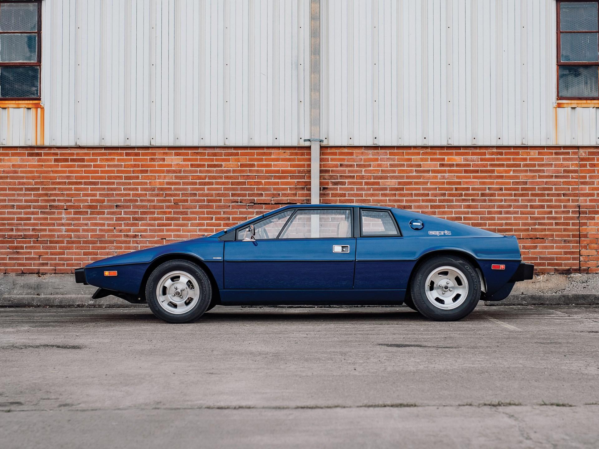 1977 Lotus Esprit Series 1