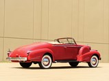 1938 Cadillac V-16 Convertible Coupe by Fleetwood - $