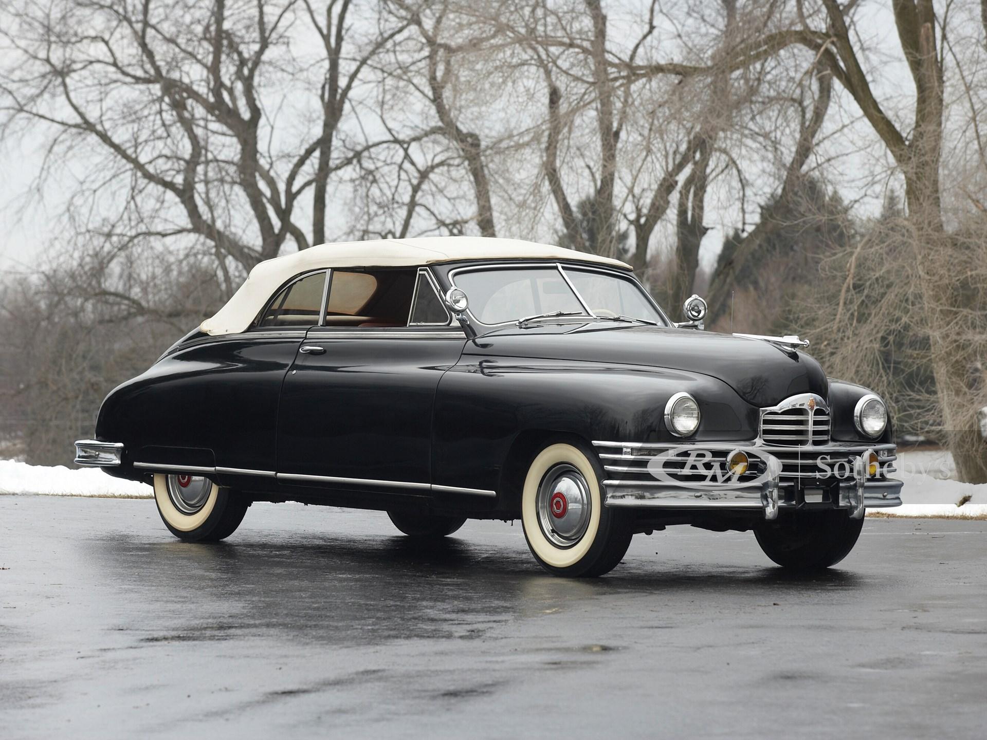 1949 Packard Convertible