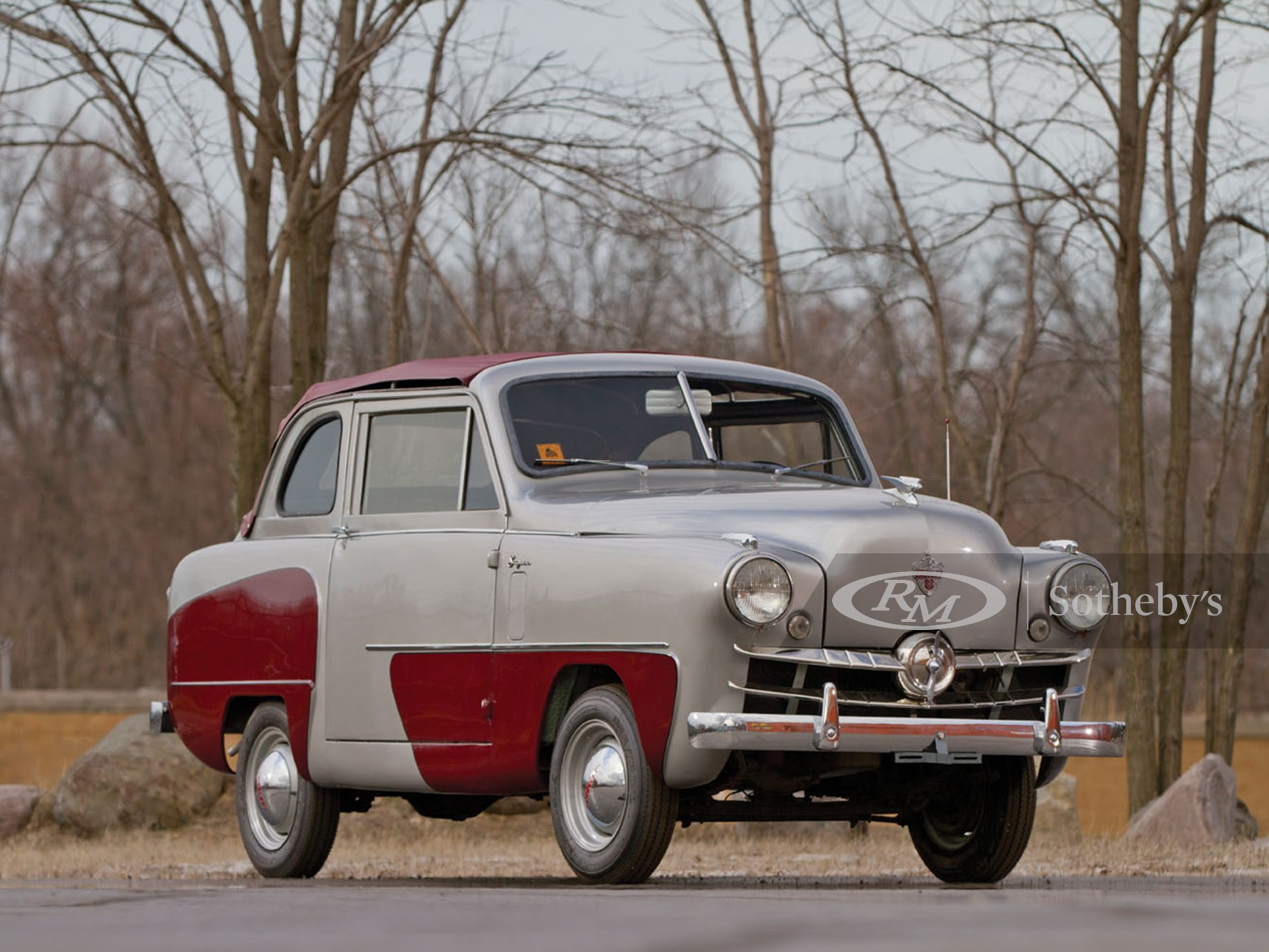 1951 Crosley Super