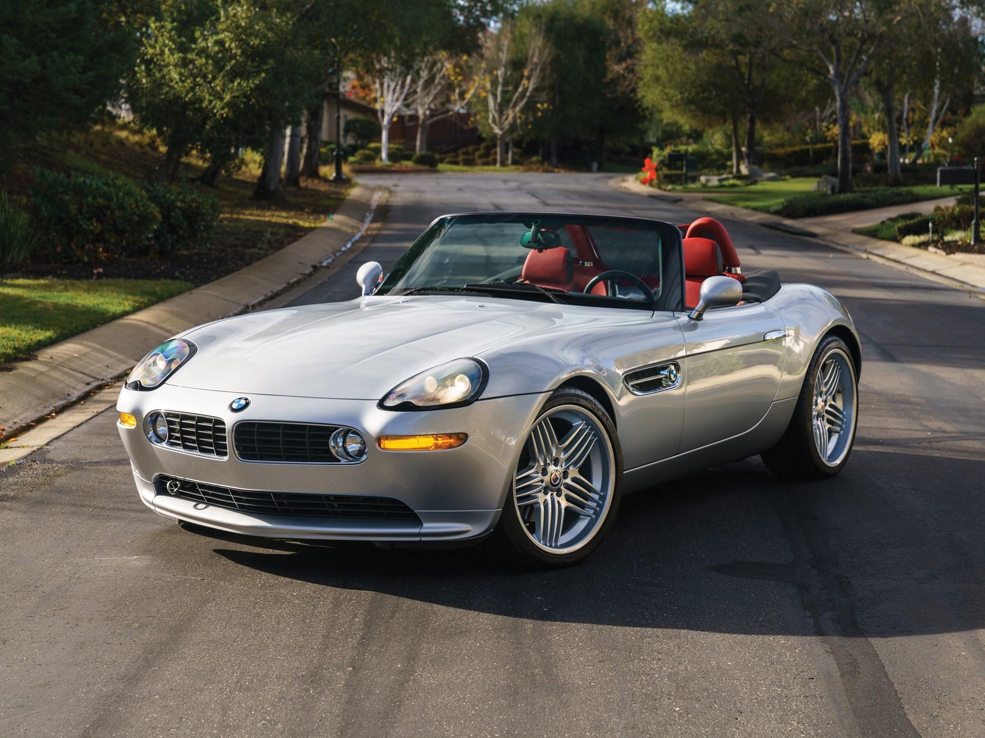 BMW Z8 Alpina >> Rm Sotheby S 2003 Bmw Alpina Roadster V8 Arizona 2019