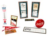 Vintage Automotive Advertising Signs and Posters - $