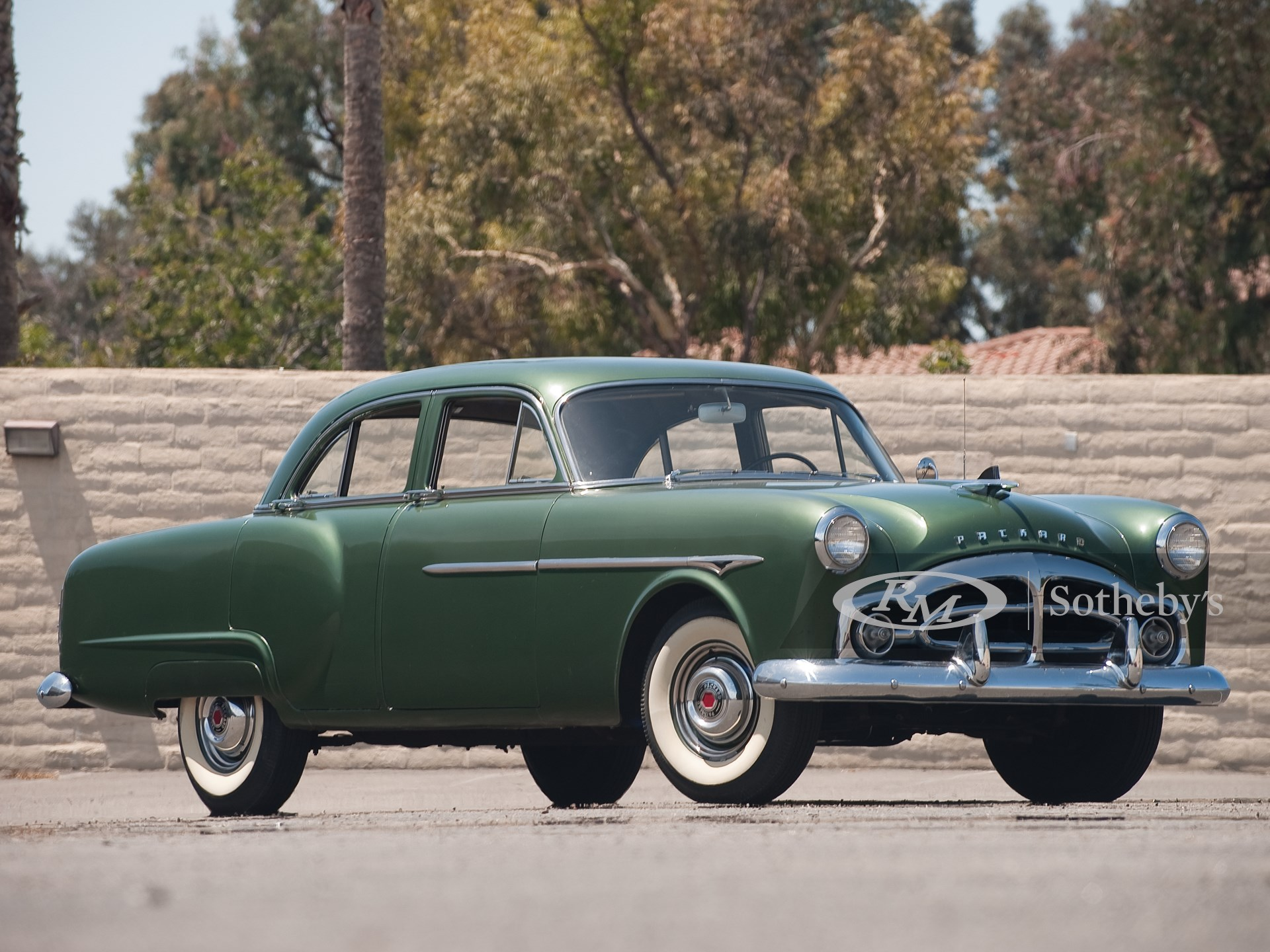 1951 Packard 200 Sedan