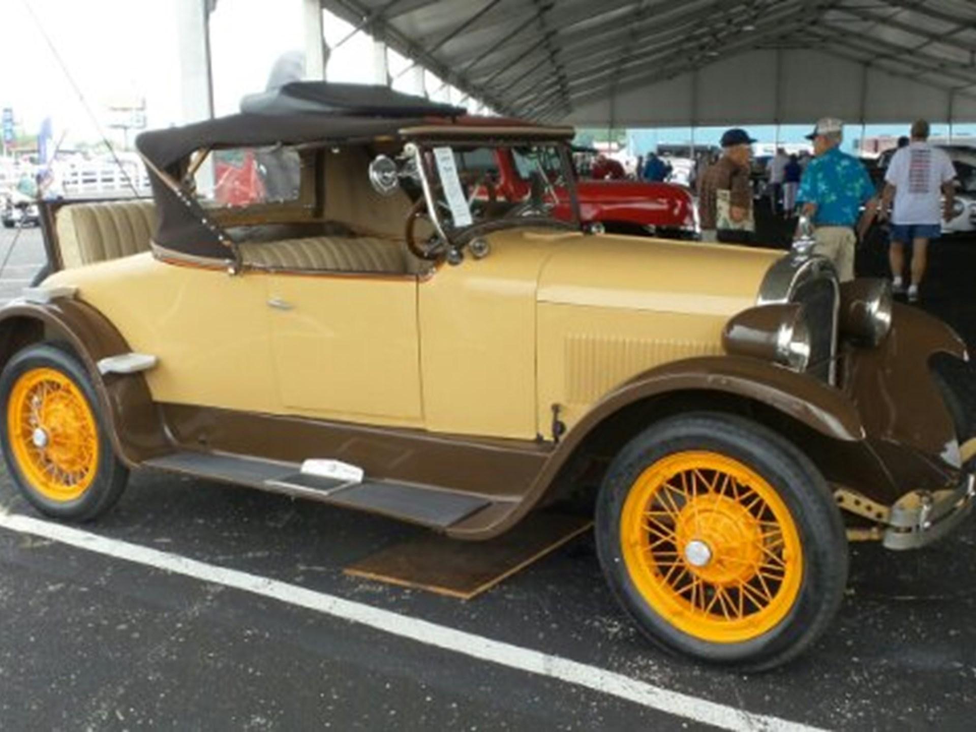 1927 dodge roadster