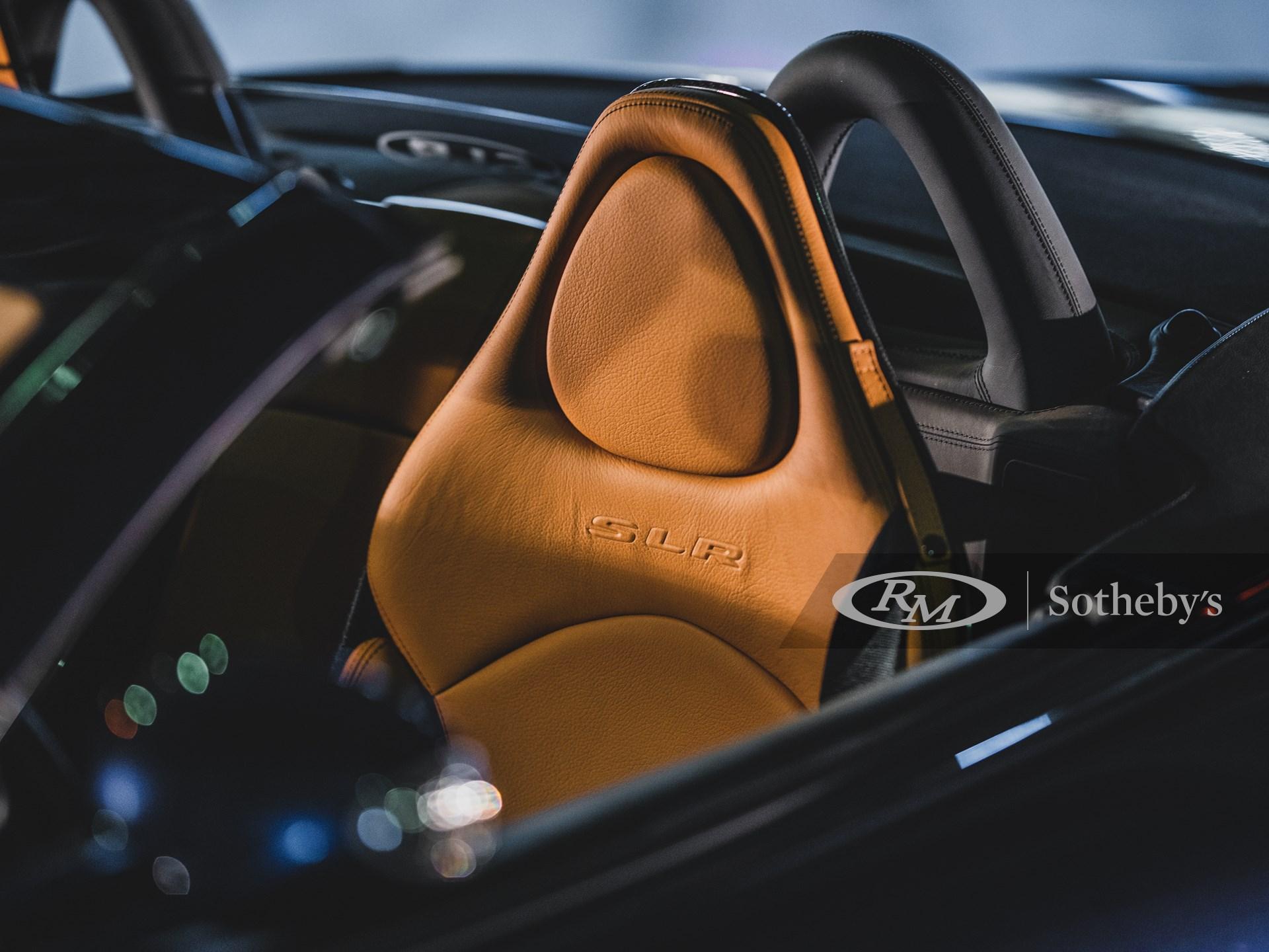 2009 Mercedes-Benz SLR McLaren Roadster  -