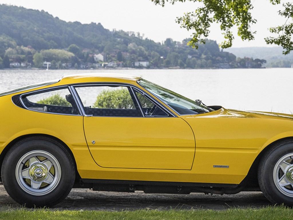 1973 Ferrari 365 GTB4 Daytona Berlinetta by Scaglietti available at RM Sothebys Milan Live Auction 2021