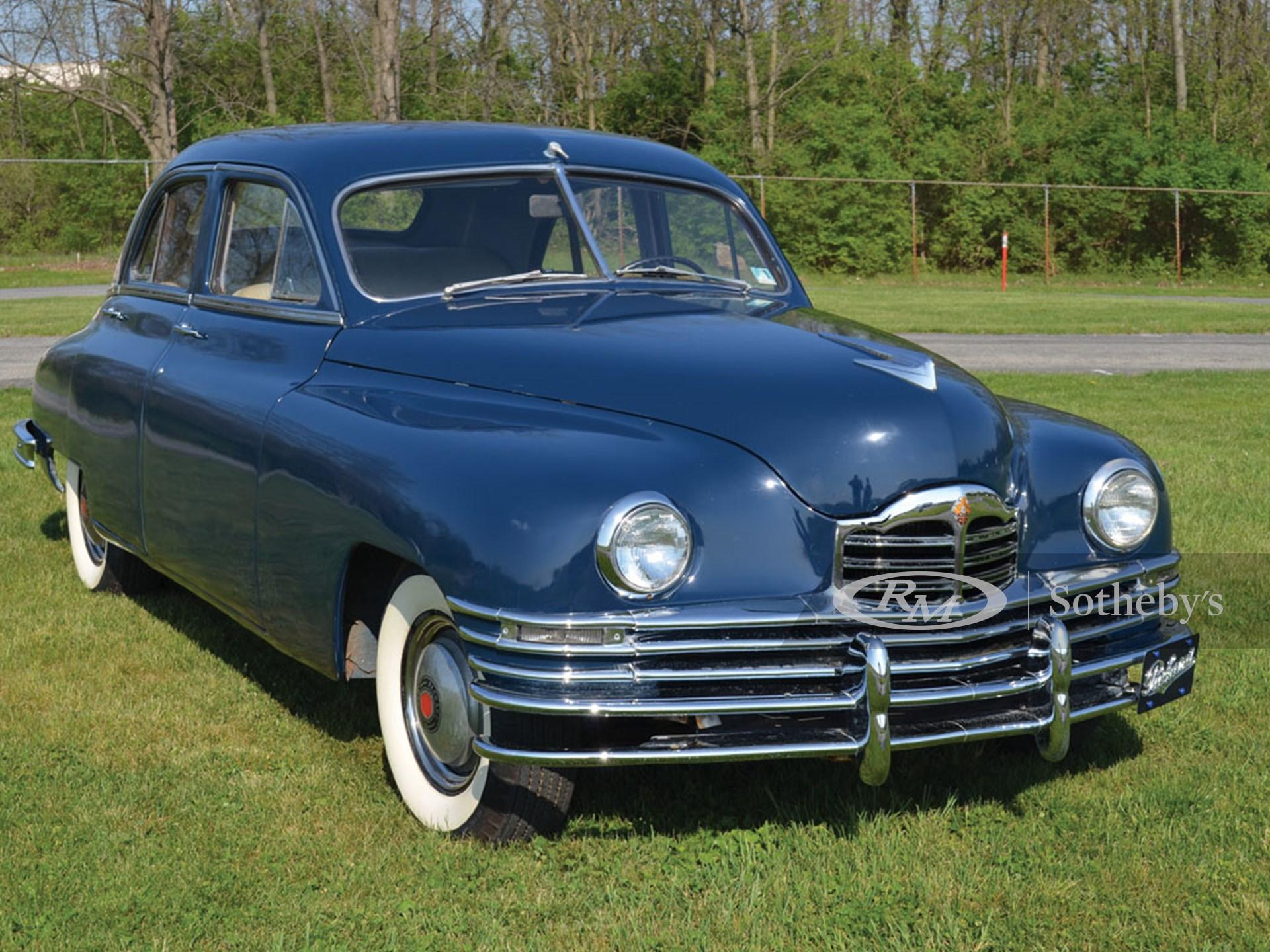 1948 Packard Sedan