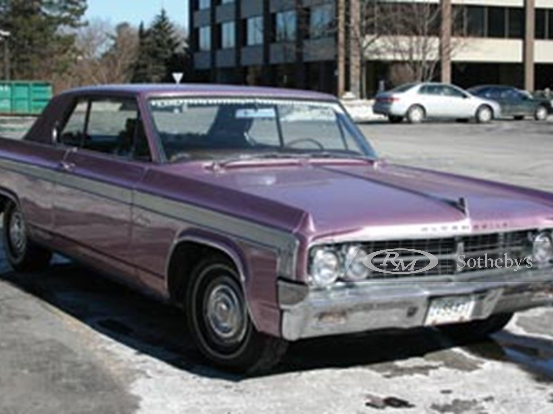 1963 Oldsmobile Starfire 2 door  -