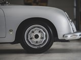 1957 Porsche 356 A Carrera GT Speedster by Reutter - $