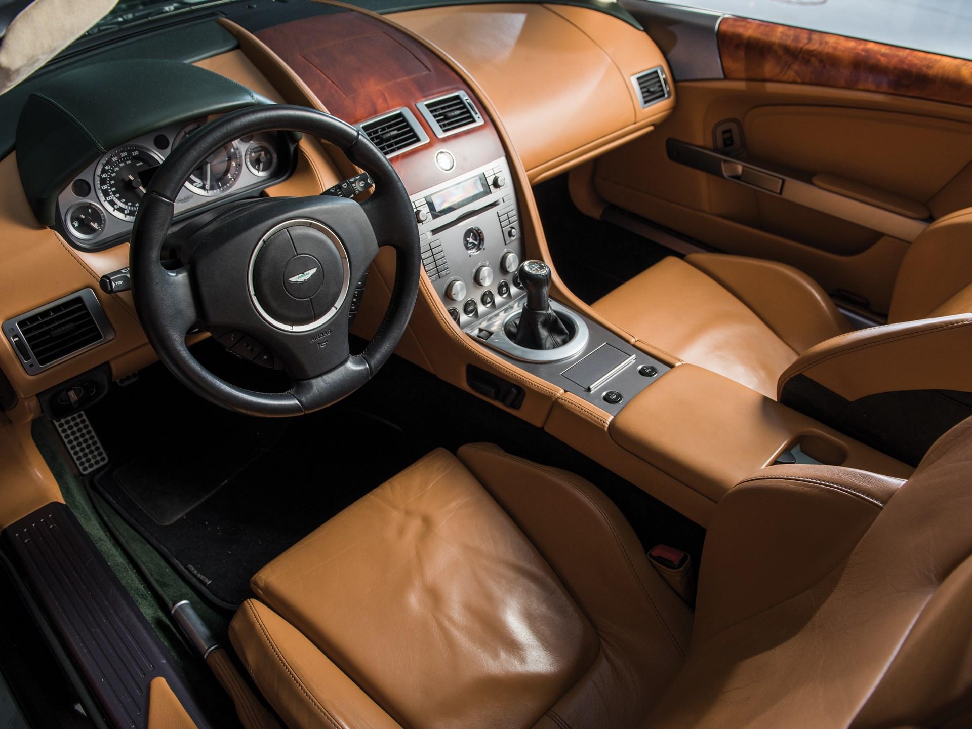 RM Sotheby's - 2006 Aston Martin DB9 Volante | Amelia Island 2017