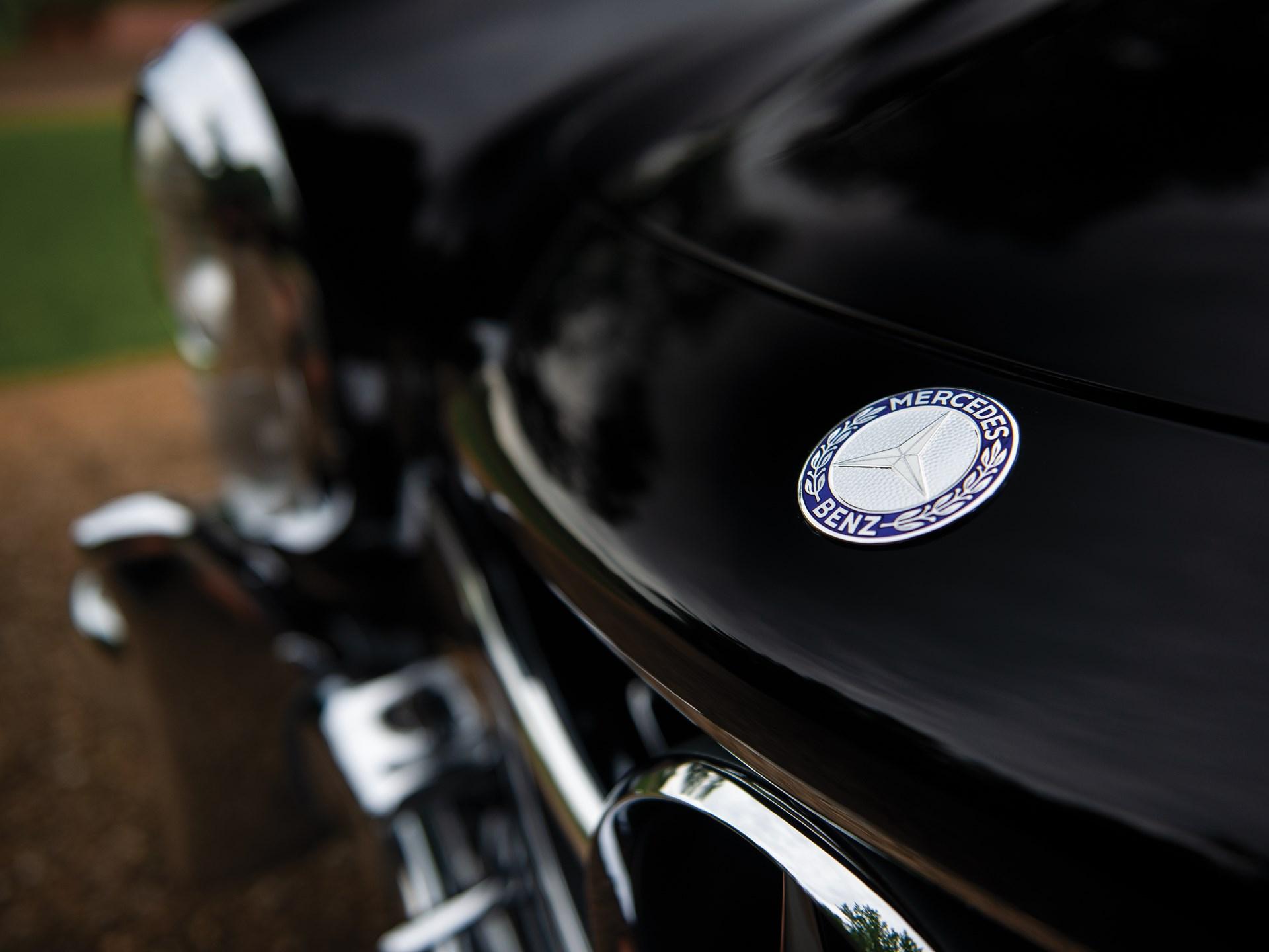 1963 Mercedes-Benz 300 SL Roadster