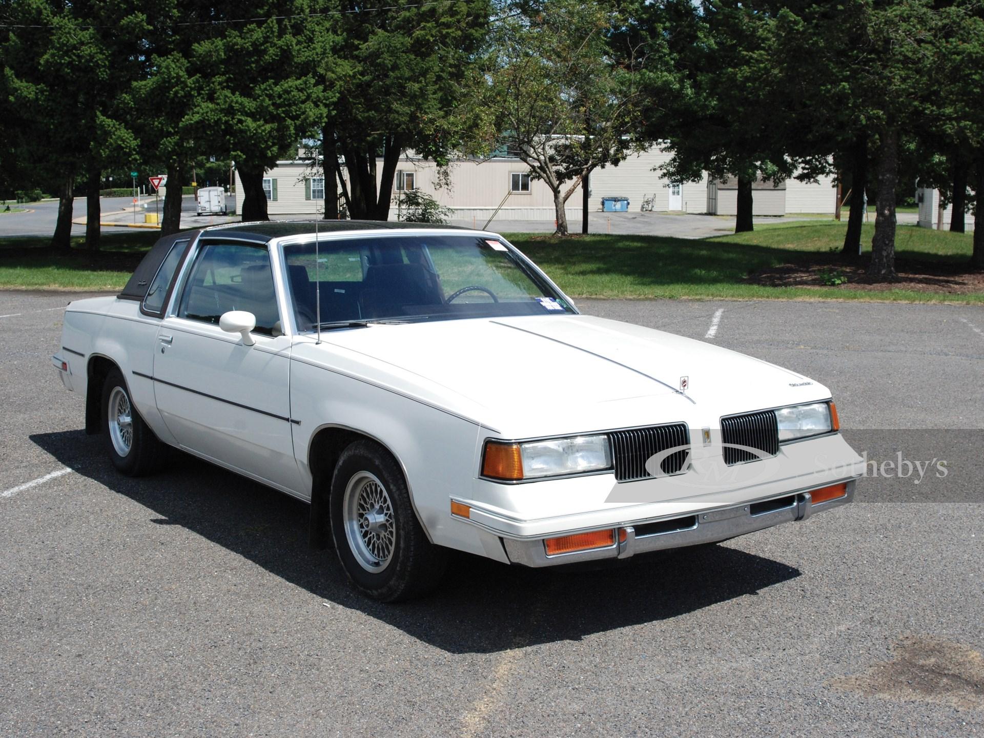 1987 Oldsmobile Cutlass