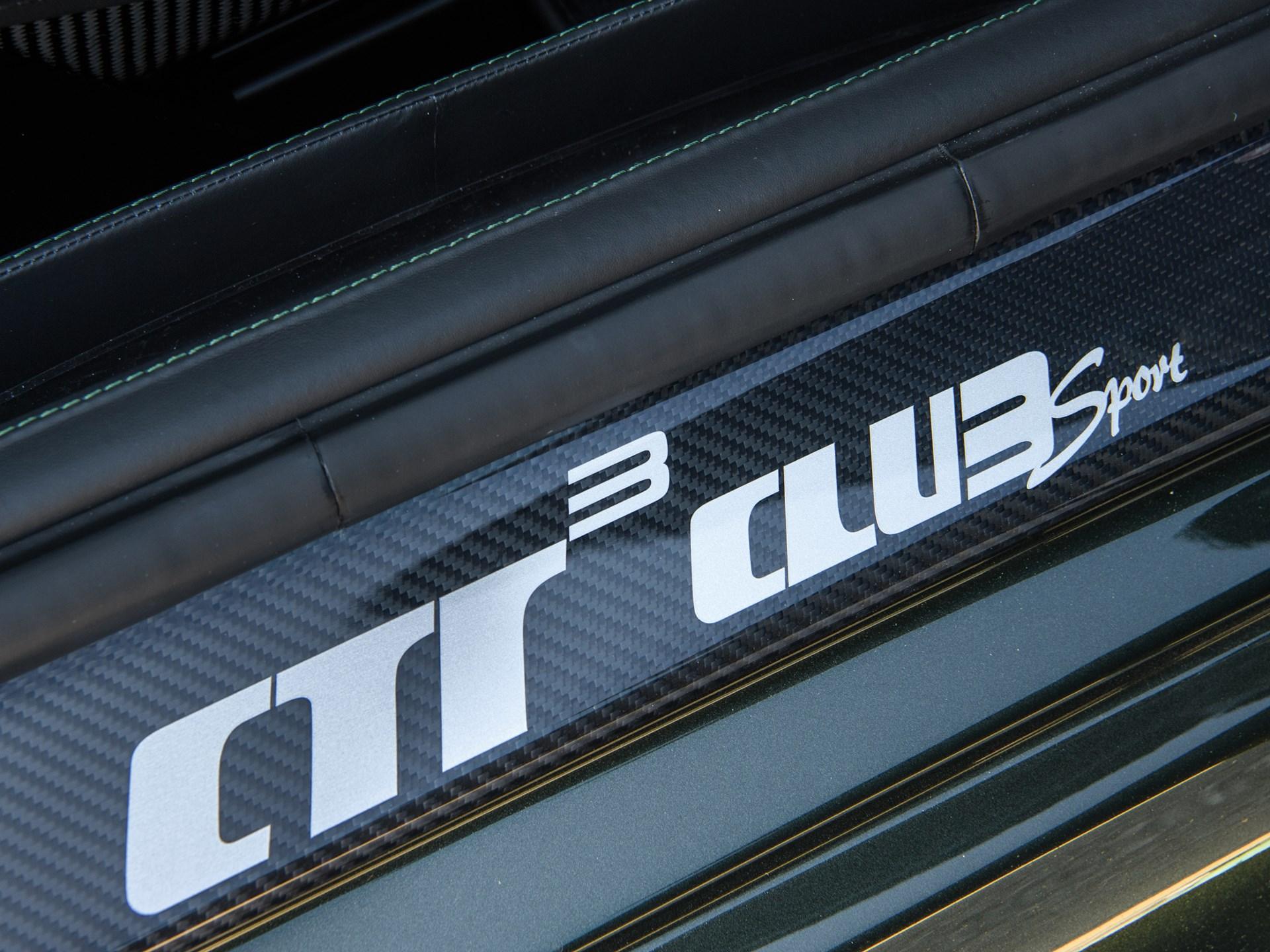 2018 RUF CTR3 Clubsport