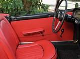 1958 Fiat 1200 TV Spider  - $