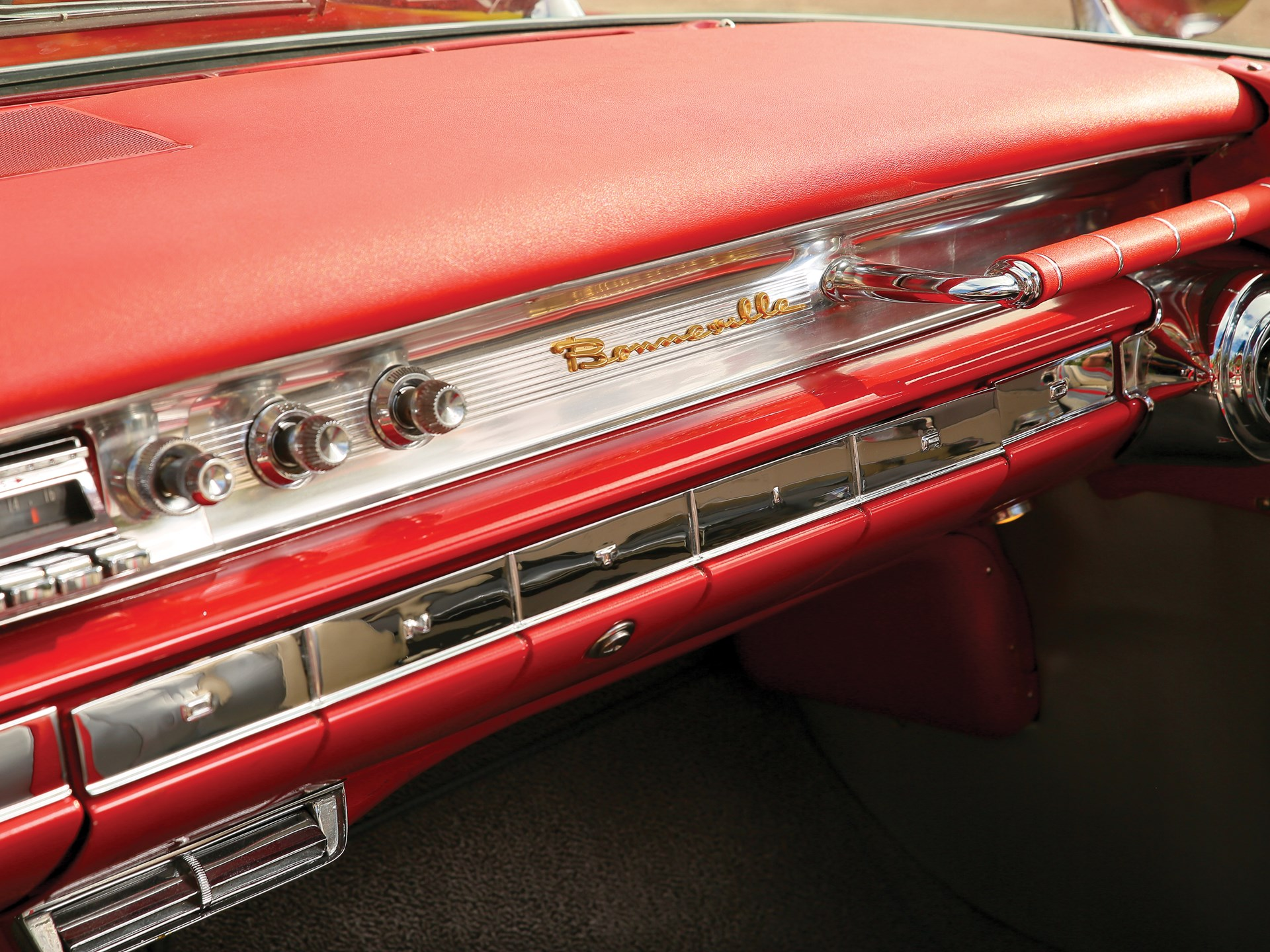 1959 Pontiac Bonneville Convertible