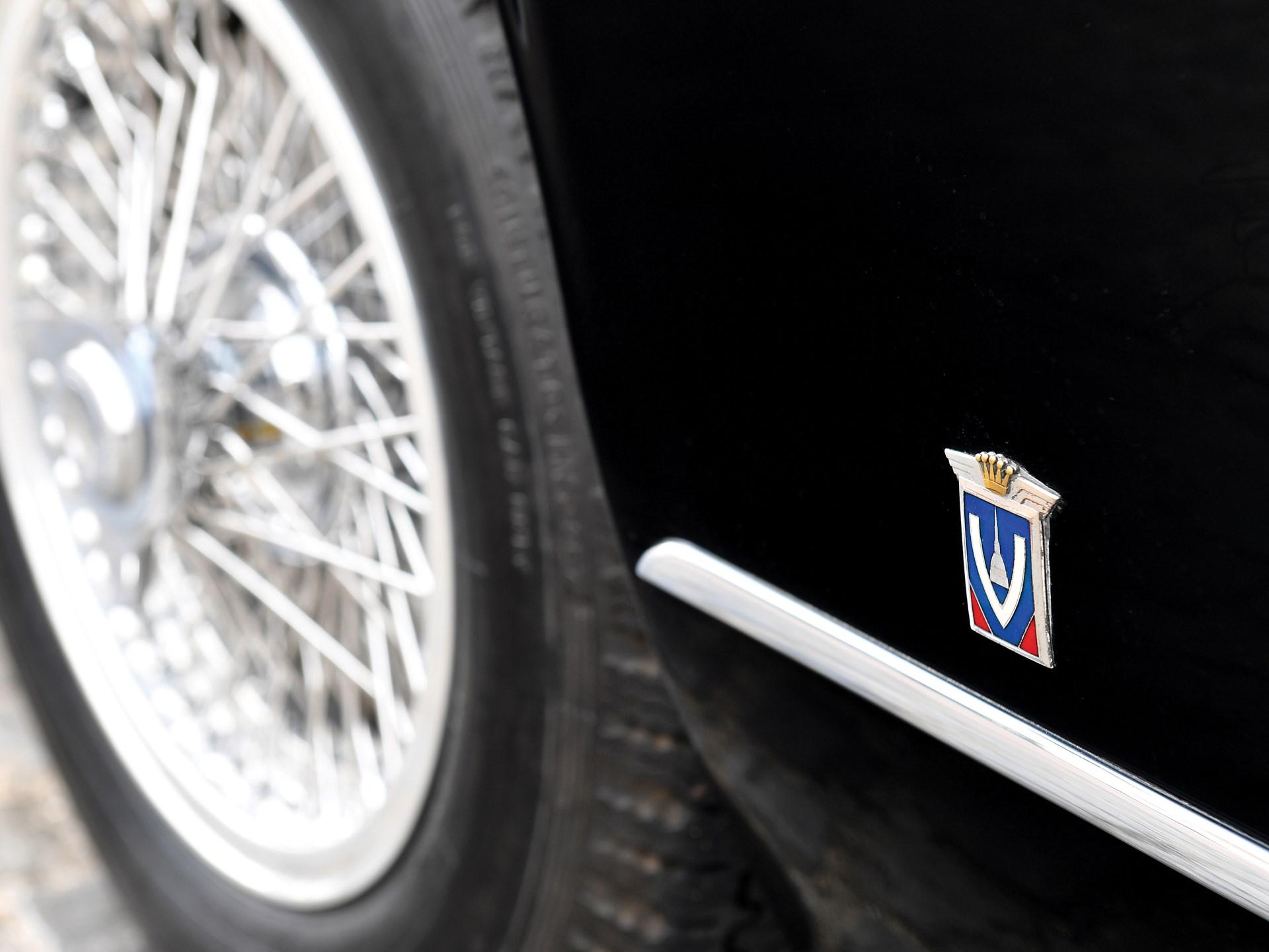 1961 Maserati 3500 GT Spyder by Vignale