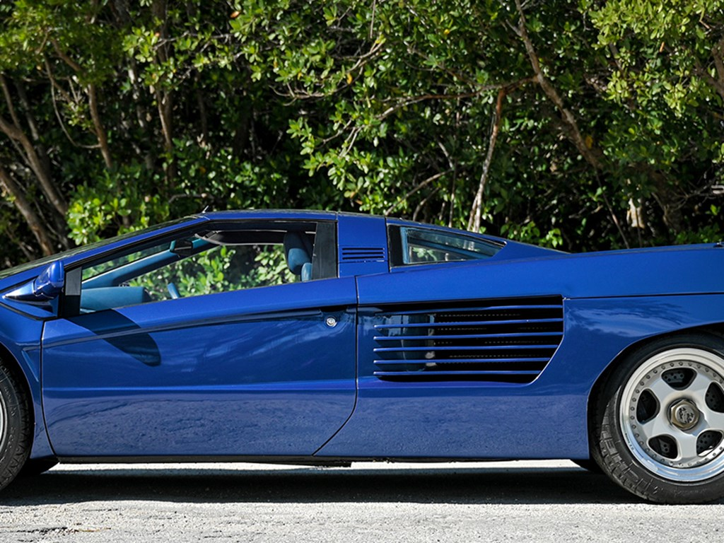 1993 Cizeta V16T offered at RM Sothebys Arizona Live Auction 2021