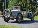 1927 Essex Super Six Speedabout by Biddle & Smart - $