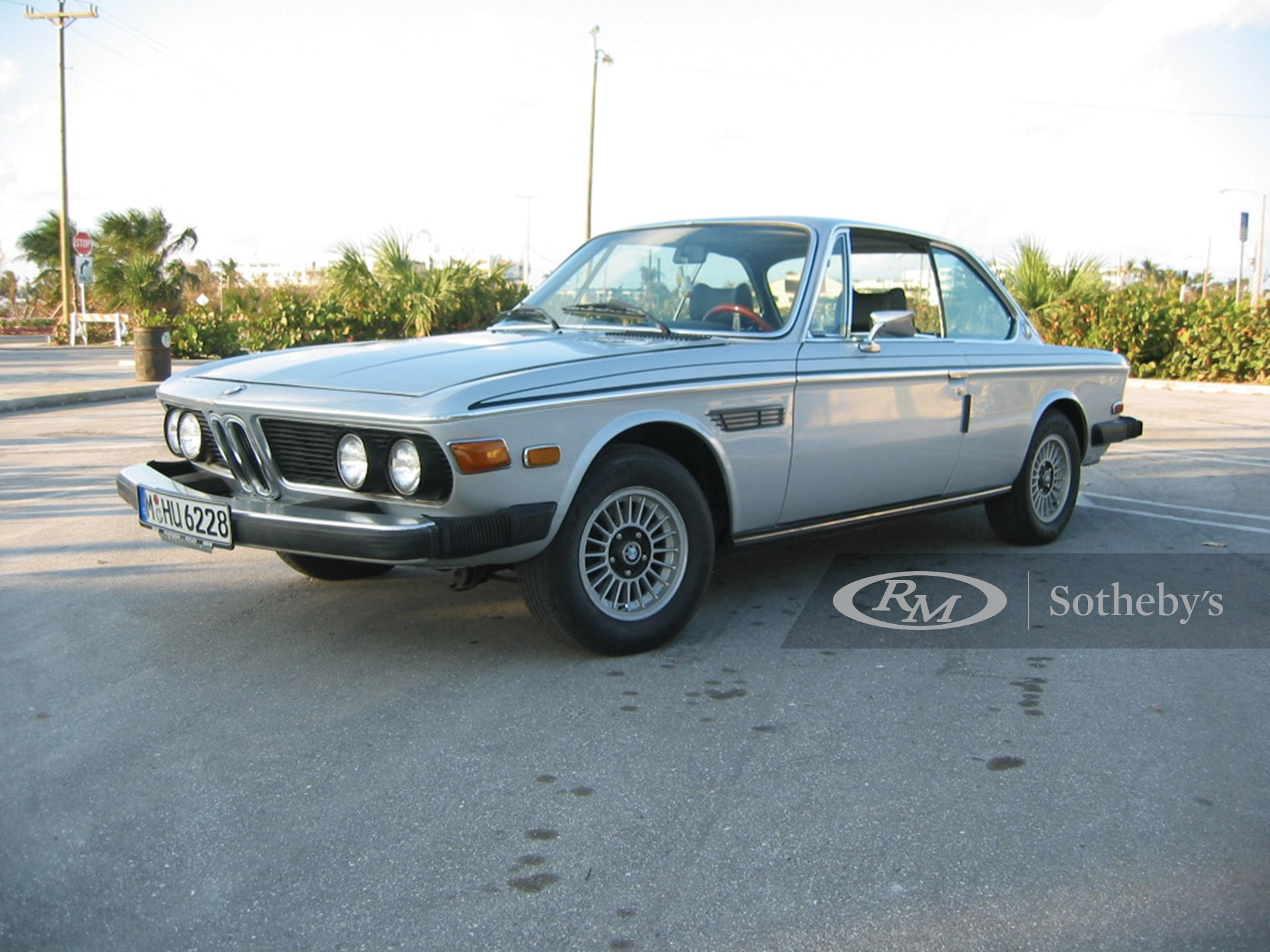 1974 BMW 3.0 CS Coupe  -