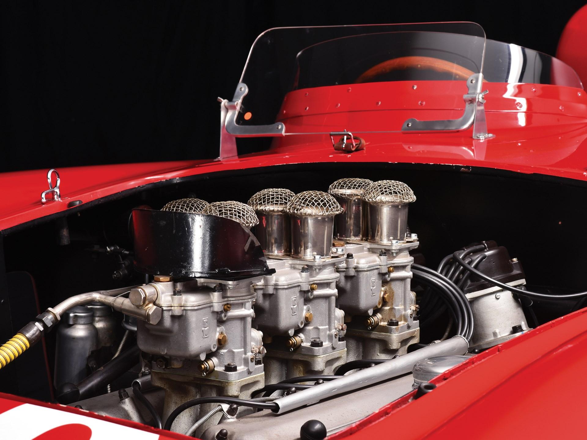 1956 Ferrari 290 MM by Scaglietti
