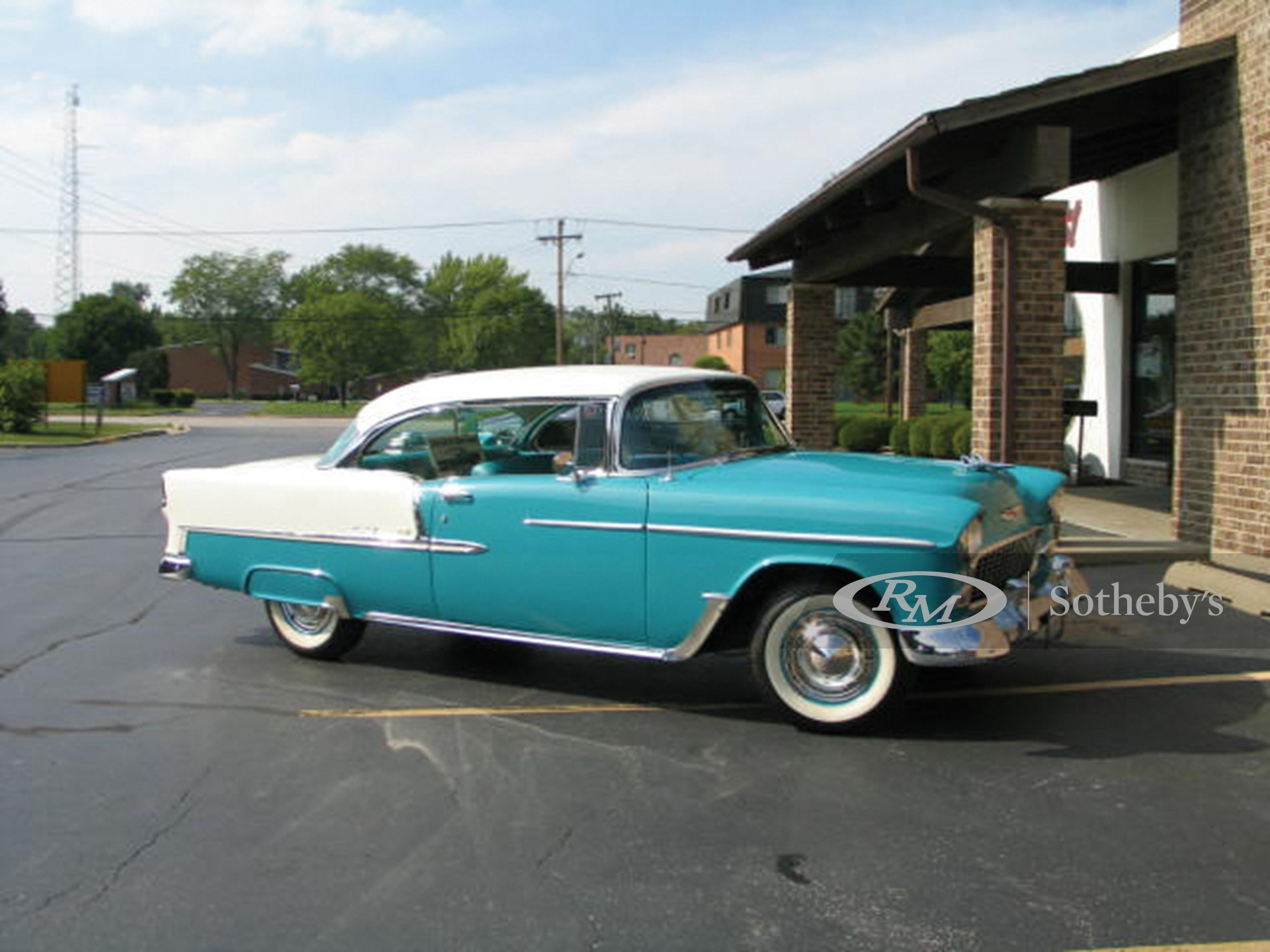 1955 Chevrolet Bel Air Hard Top  -