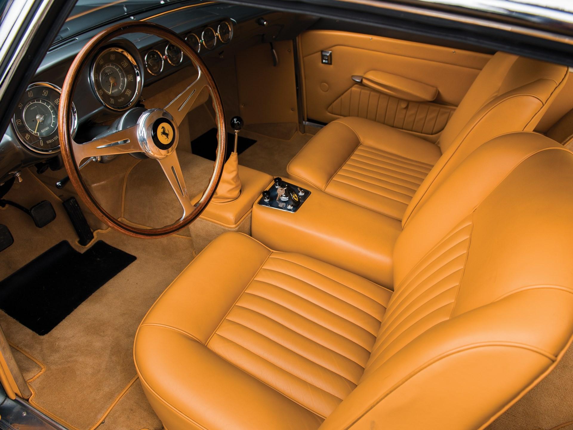 1957 Ferrari 250 GT Coupe Speciale by Pinin Farina
