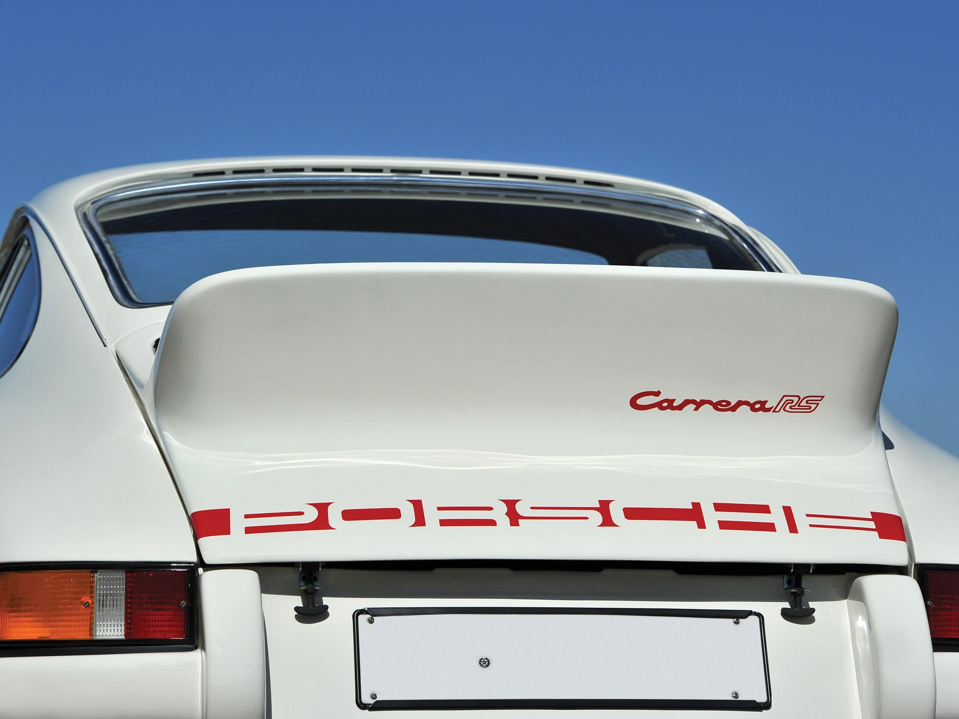 1973 Porsche 911 Carrera RS 2.7 Sport Lightweight