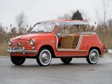1962 Fiat 600 Jolly by Ghia - $