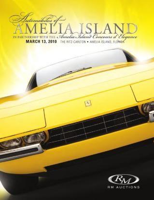 Automobiles of Amelia Island, 2010