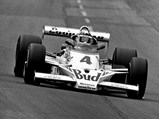 1979 McLaren M24B Indianapolis  - $Johnny Rutherford races ahead to victory at the Atlanta International Raceway, April 22, 1979.