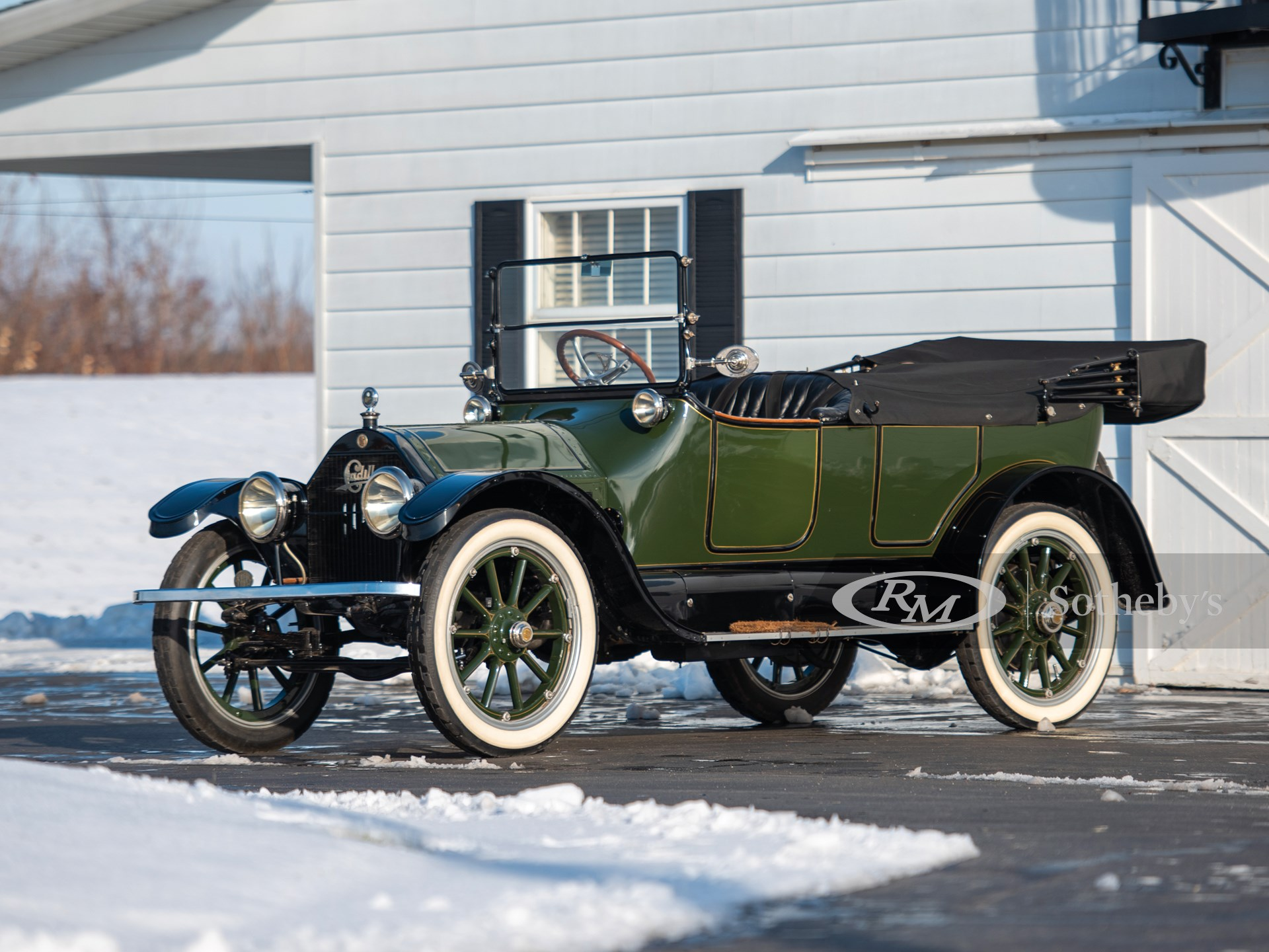 1914 Cadillac Four Five-Passenger Touring  -