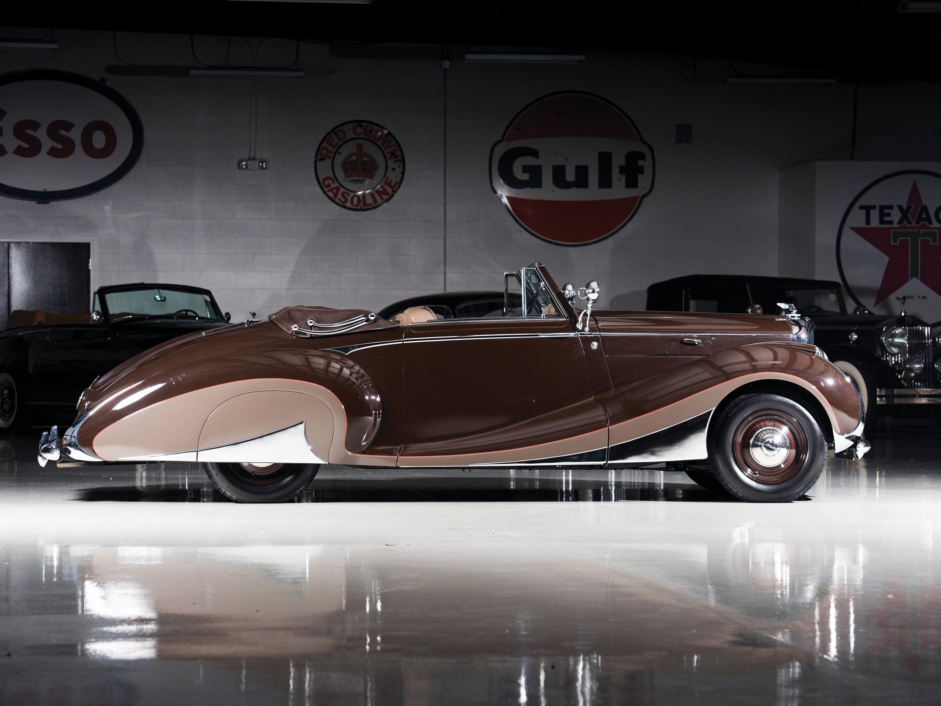 RM Sotheby's - 1947 Bentley Mark VI Cabriolet by Franay