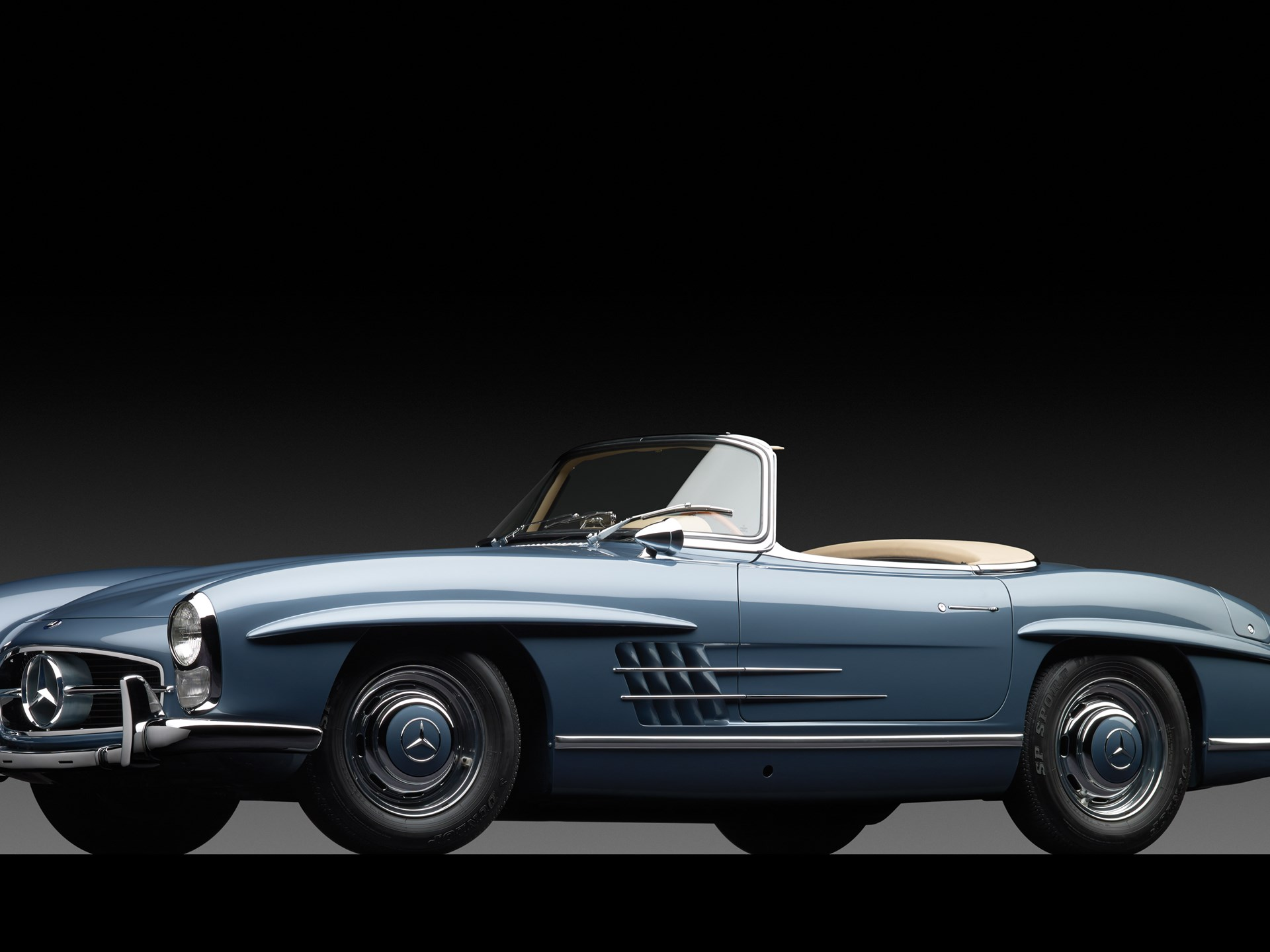 rm sotheby 39 s 1960 mercedes benz 300 sl roadster art of the automobile 2013. Black Bedroom Furniture Sets. Home Design Ideas
