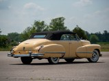 1947 Cadillac Series 62 Convertible Coupe  - $