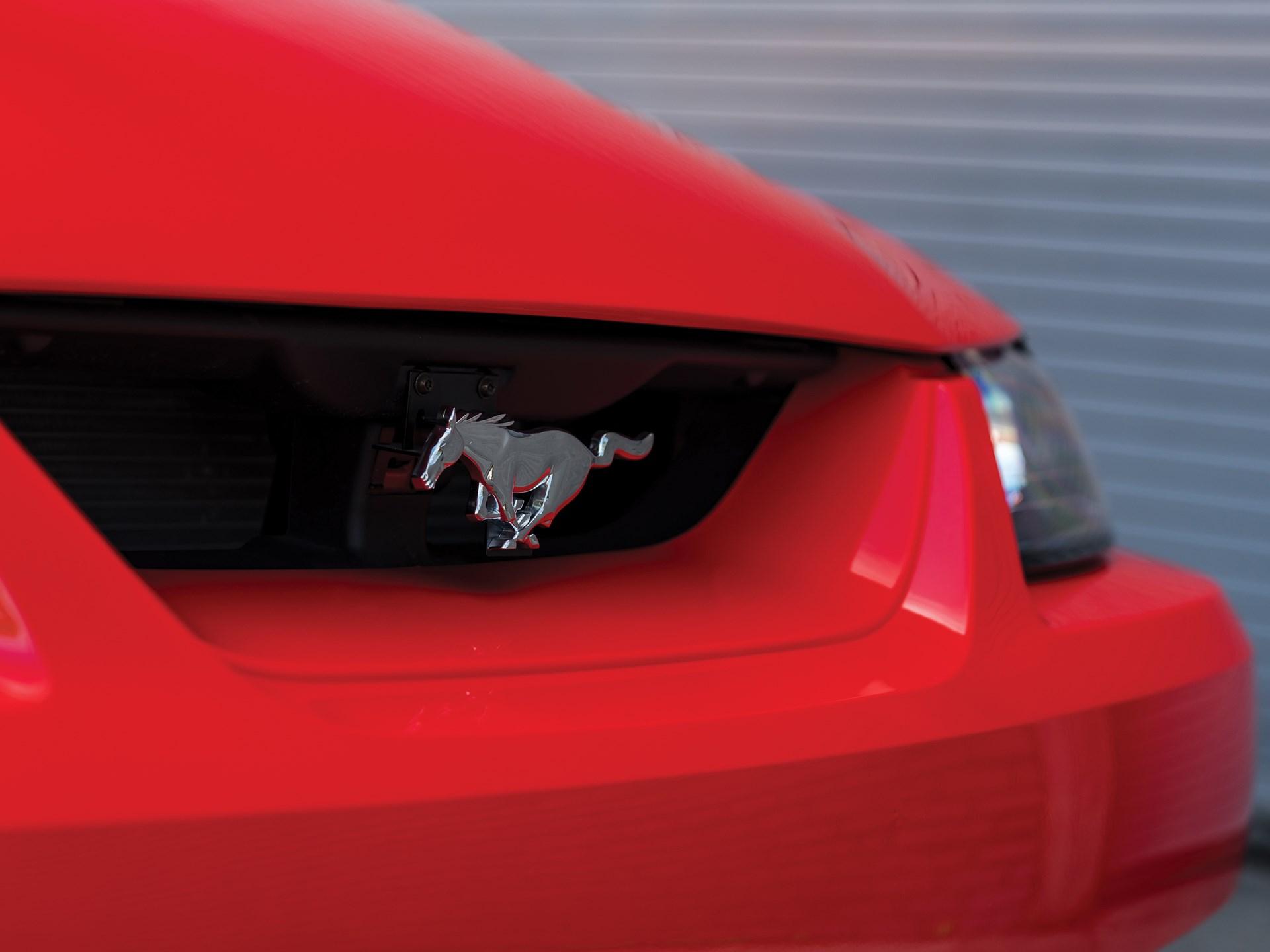 RM Sotheby's - 2000 Ford SVT Mustang Cobra R   Auburn Spring