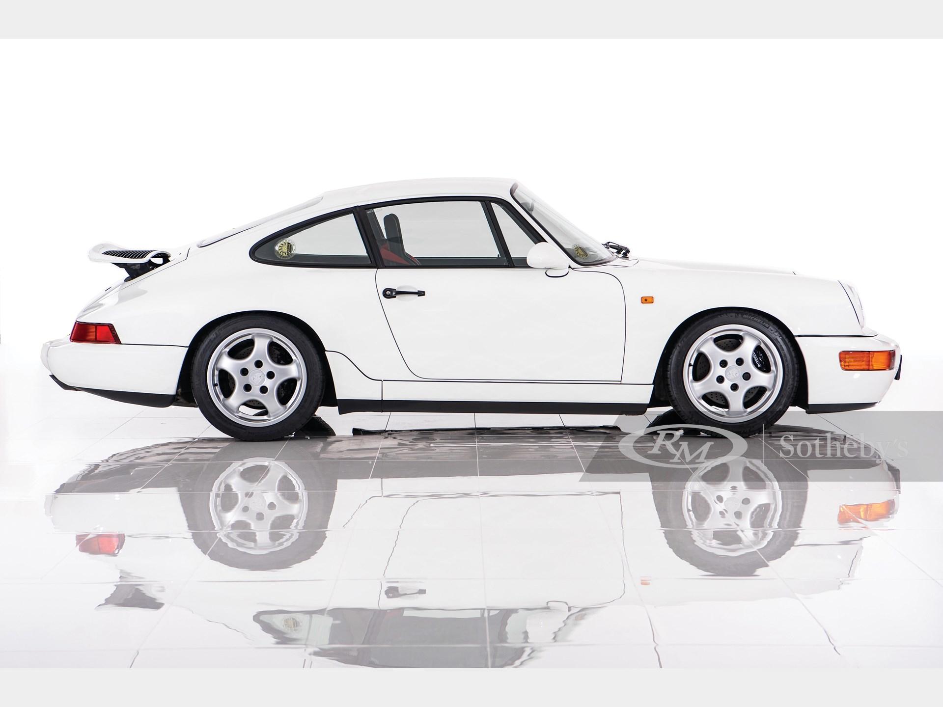 1992 Porsche 911 Carrera RS  -