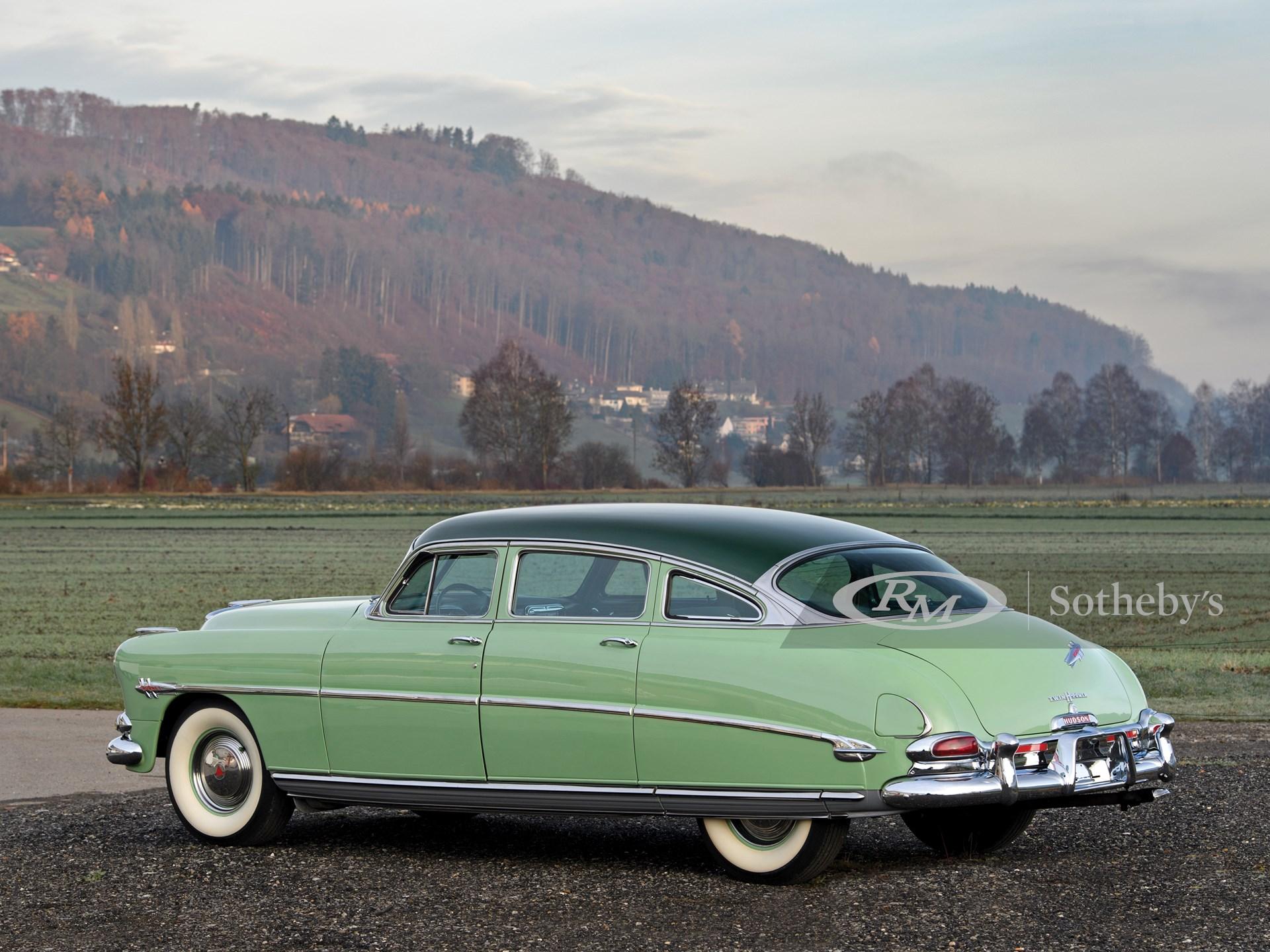 1953 Hudson Hornet Sedan  -