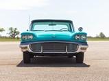 1960 Ford Thunderbird Hardtop  - $Photo: Teddy Pieper @vconceptsllc | ©2020 Courtesy of RM Auctions