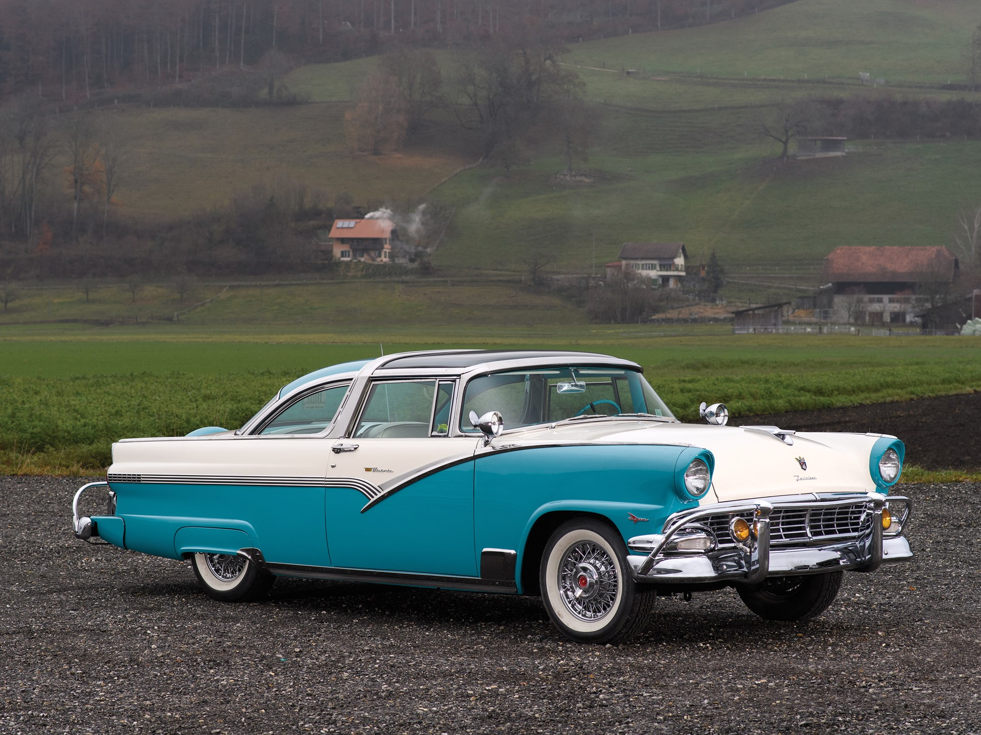 rm sotheby\u0027s 1956 ford fairlane crown victoria skyliner fort 1956 Ford Crown Victoria Skyliner 1956 ford fairlane crown victoria skyliner