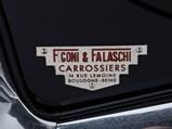 1937 Talbot-Lago T150-C SS 'Goutte d'Eau' Coupé by Figoni et Falaschi - $