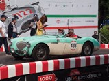 1956 Austin-Healey 100 M 'Le Mans'  - $The 100 M on the Mille Miglia in 2015.