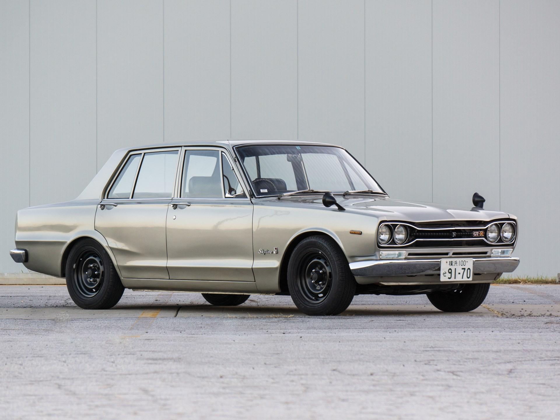 rm sotheby s 1970 nissan skyline 2000gt r hakosuka arizona 2015 rh rmsothebys com 1968 Nissan Skyline GTR 1967 Nissan Skyline 2000 GTR