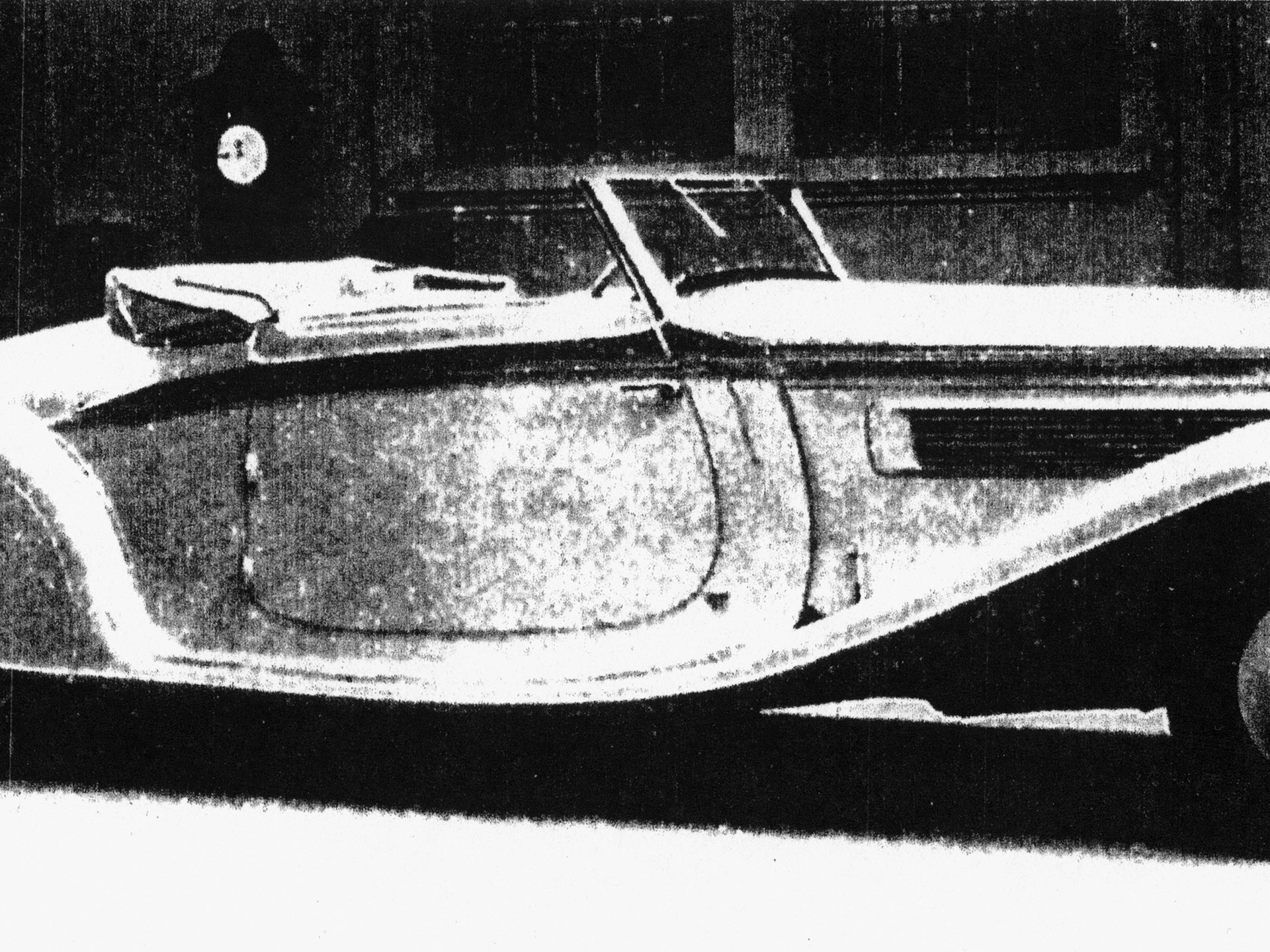 The K6 ouside the Hispano-Suiza factory when new.